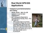 real world gps gis applications11