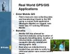 real world gps gis applications9
