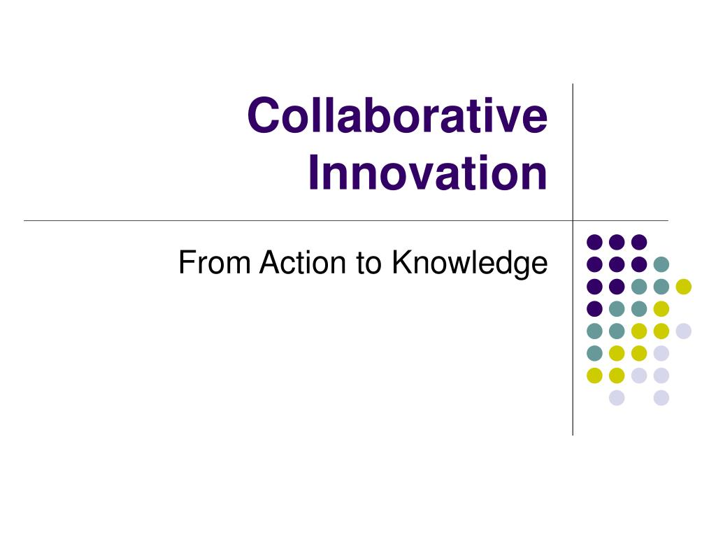collaborative innovation l.