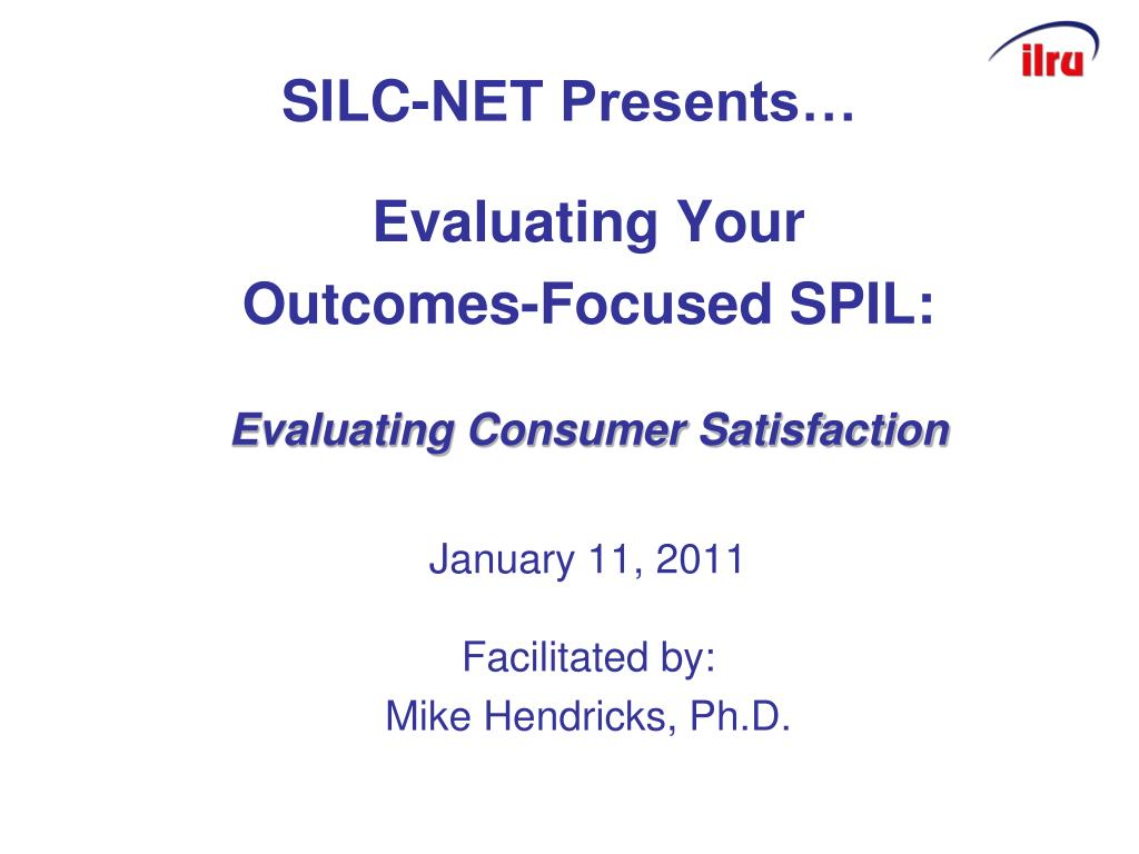 silc net presents l.