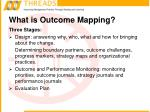 what is outcome mapping14