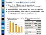 ranking pl marek rzeczpospolita 2007