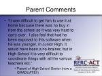 parent comments36