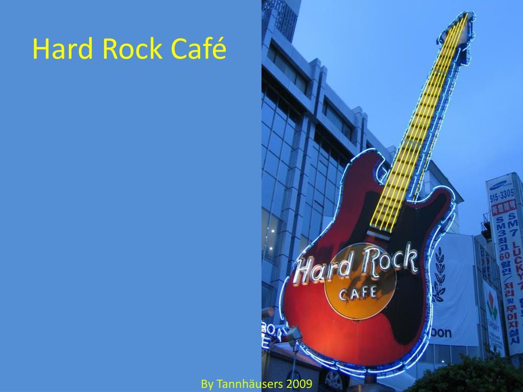 hard rock caf l.