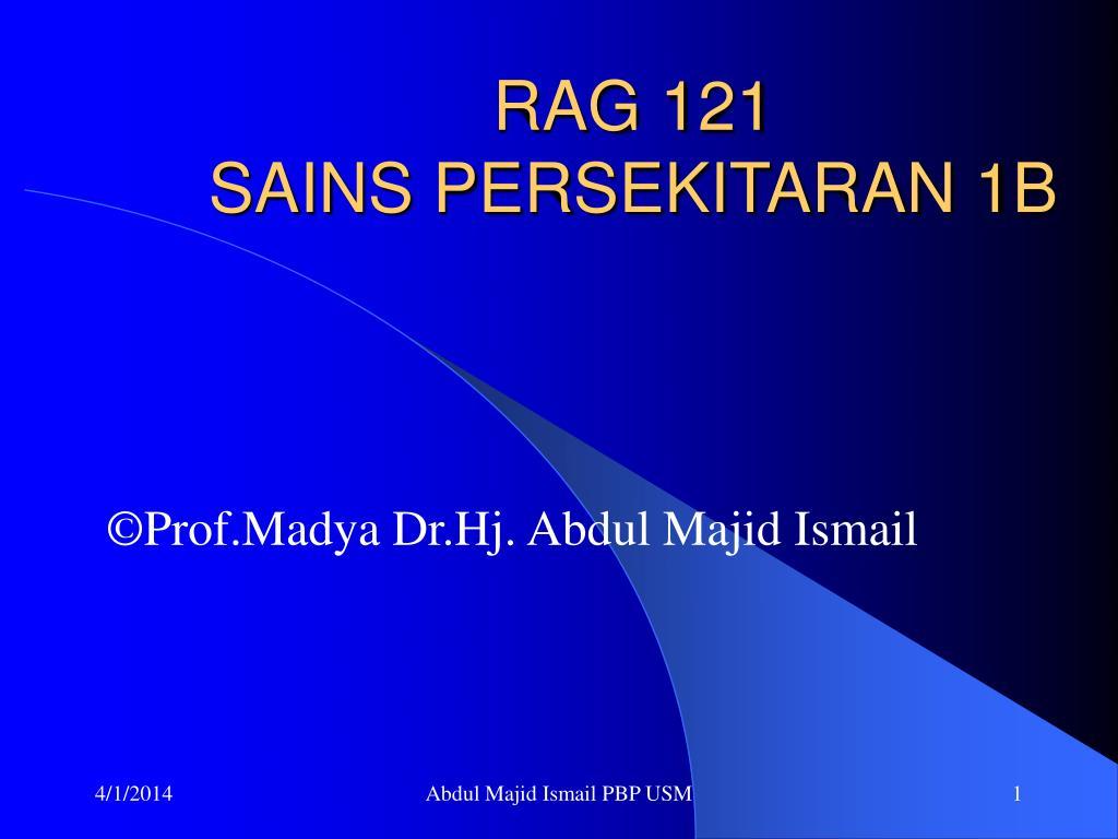 rag 121 sains persekitaran 1b l.