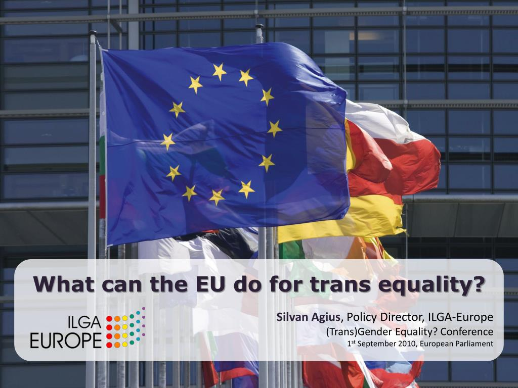 the european union and gender identity l.