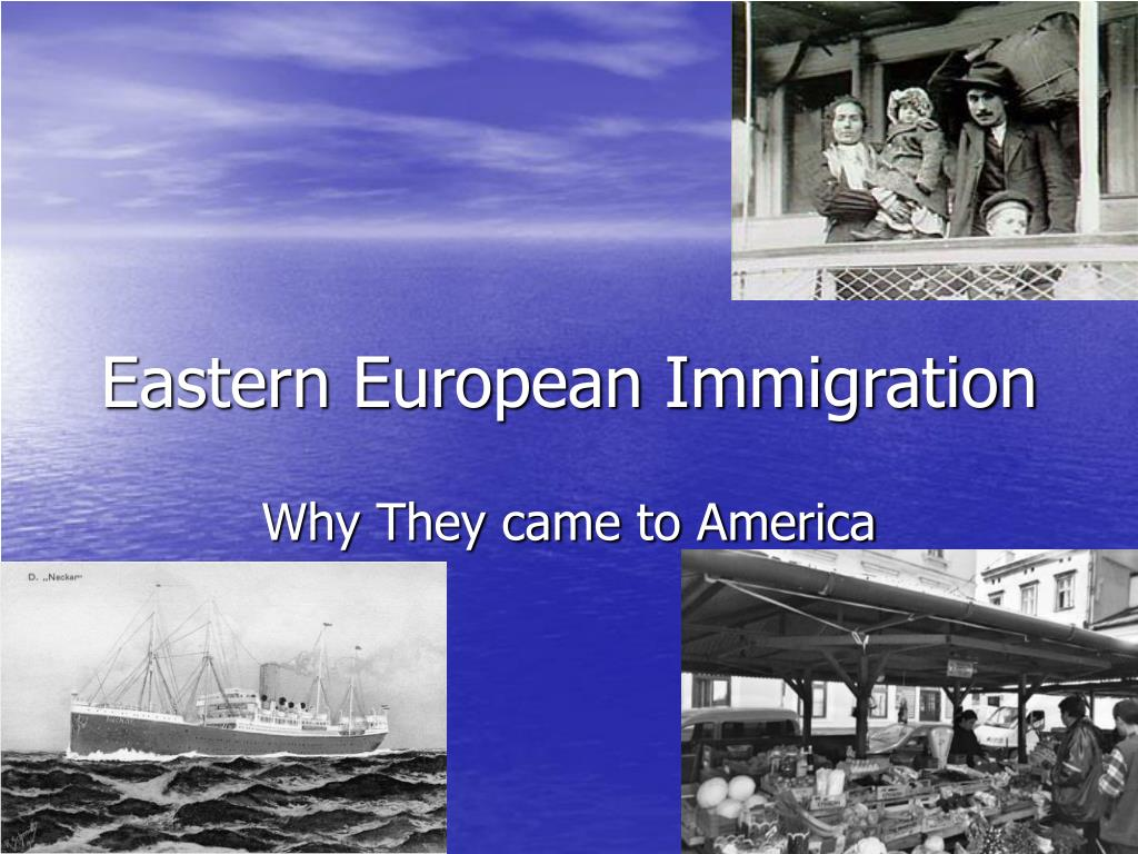 eastern european immigration l.