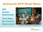 outreach dtv road show