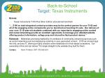 back to school target texas instruments