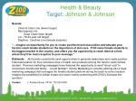health beauty target johnson johnson