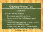 georgia writing test4