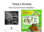 today s smokey