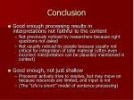 conclusion63