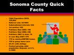 sonoma county quick facts
