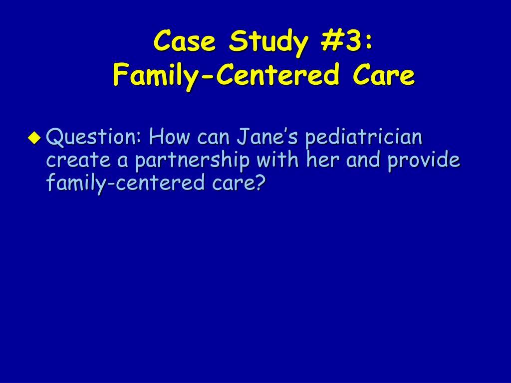 Case Study #3: