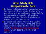 case study 4 compassionate care118
