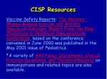 cisp resources154