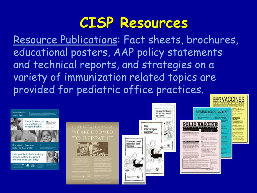 CISP Resources