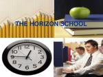 the horizon school