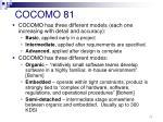 cocomo 8129