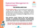 subcontract management administration19