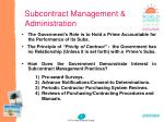 subcontract management administration6