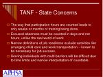 tanf state concerns6