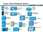 icons cisco products cont8