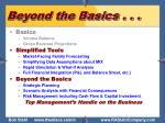 beyond the basics6