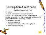 description methods18