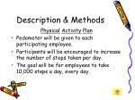 description methods19
