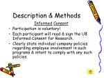 description methods23