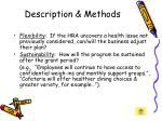 description methods24