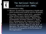 the national medical association nma