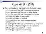 appendix a 5 8