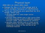 physical layer13