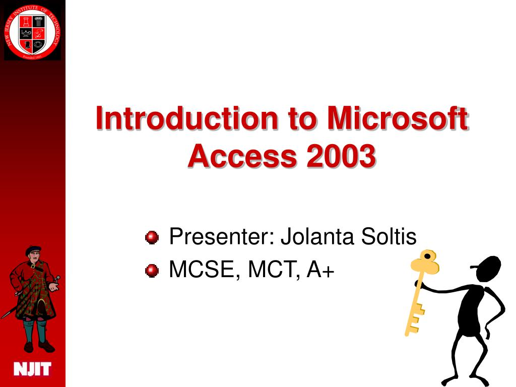 introduction to microsoft access 2003 l.
