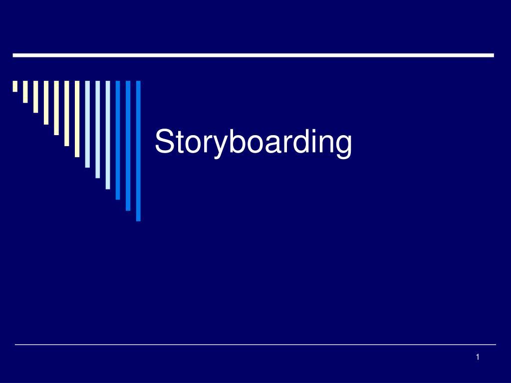 storyboarding l.