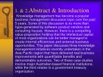 1 2 abstract introduction