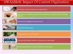 awaassoft impact of content digitization