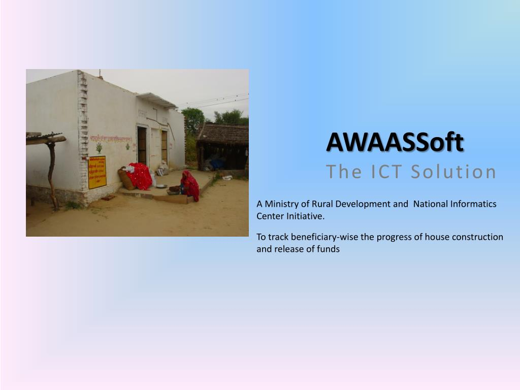 awaassoft the ict solution l.