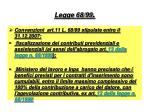 legge 68 99