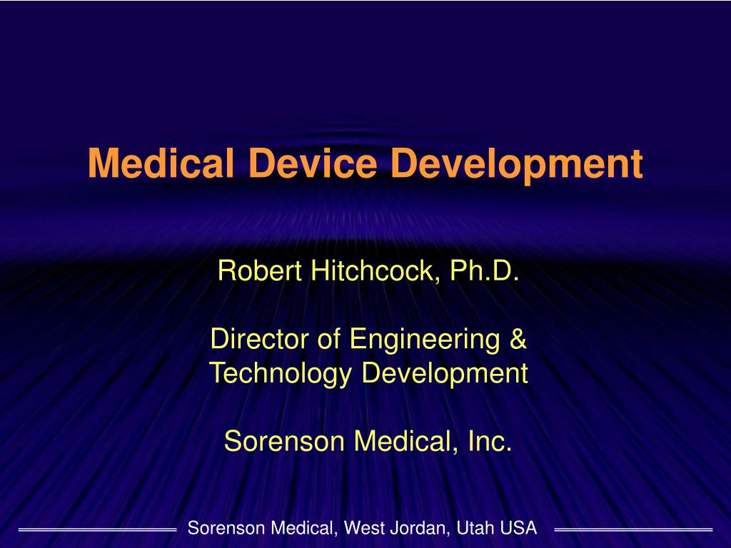 medical device development l.
