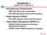 standards 1 iso iec jtc 1 ieee w3c