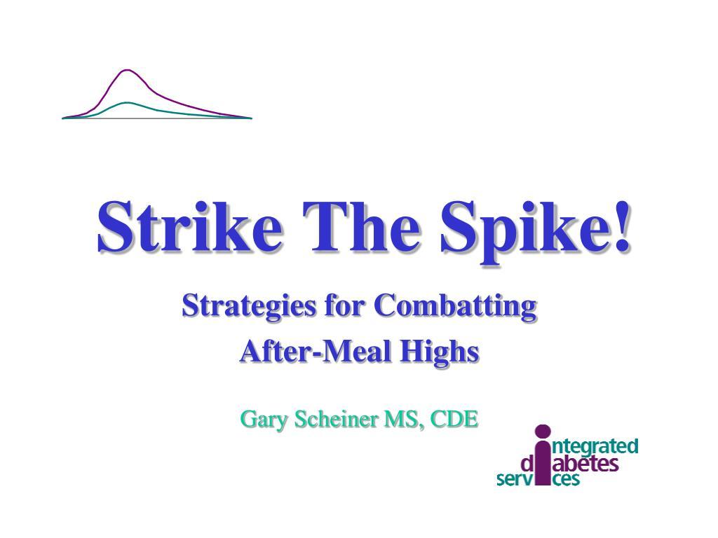 strike the spike l.