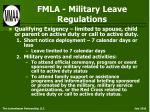 fmla military leave regulations34