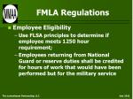 fmla regulations18