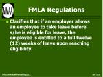 fmla regulations19