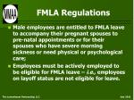 fmla regulations22