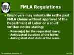fmla regulations27